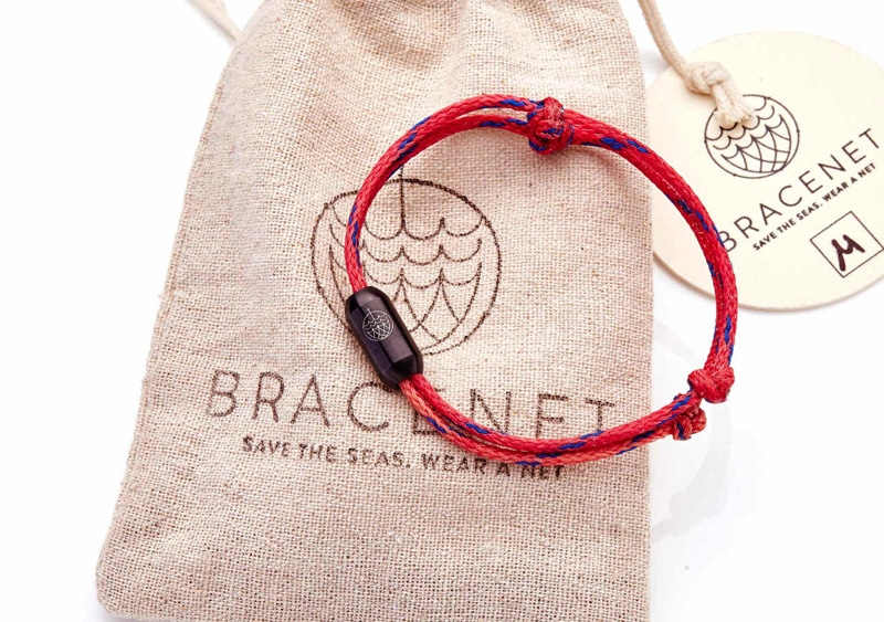 Bracenet RED SEA Black