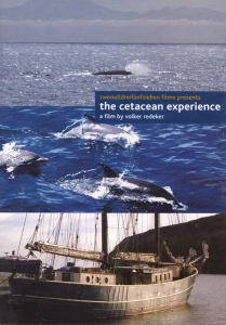"DVD ""The Cetacean Experience"""